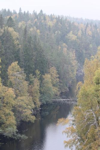 Helvetinjärvi / Hell's Lake