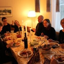 Xmas Eve feast