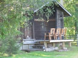 Smoke sauna (exterior)