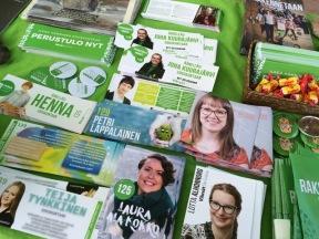 Pamphlets, leaflets & flyers