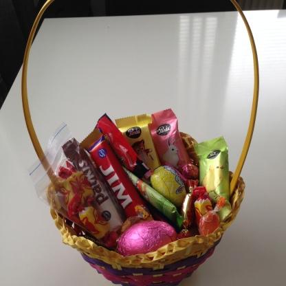 A basketful of treats!
