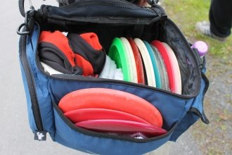 A bagful of Discs