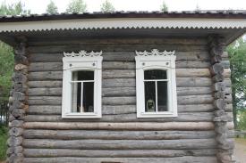 Russian style ornamentation