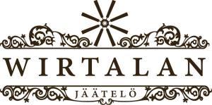 Photo: Wirtalan jäätelö logo