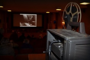16mm projector. Picture: Matin-Tupa