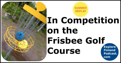 Frisbee Golf replay