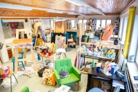 Artists residence workshop