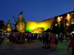 The annual Vanha Paukku Festival