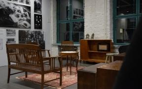 Pyhälahti studio, the waiting room